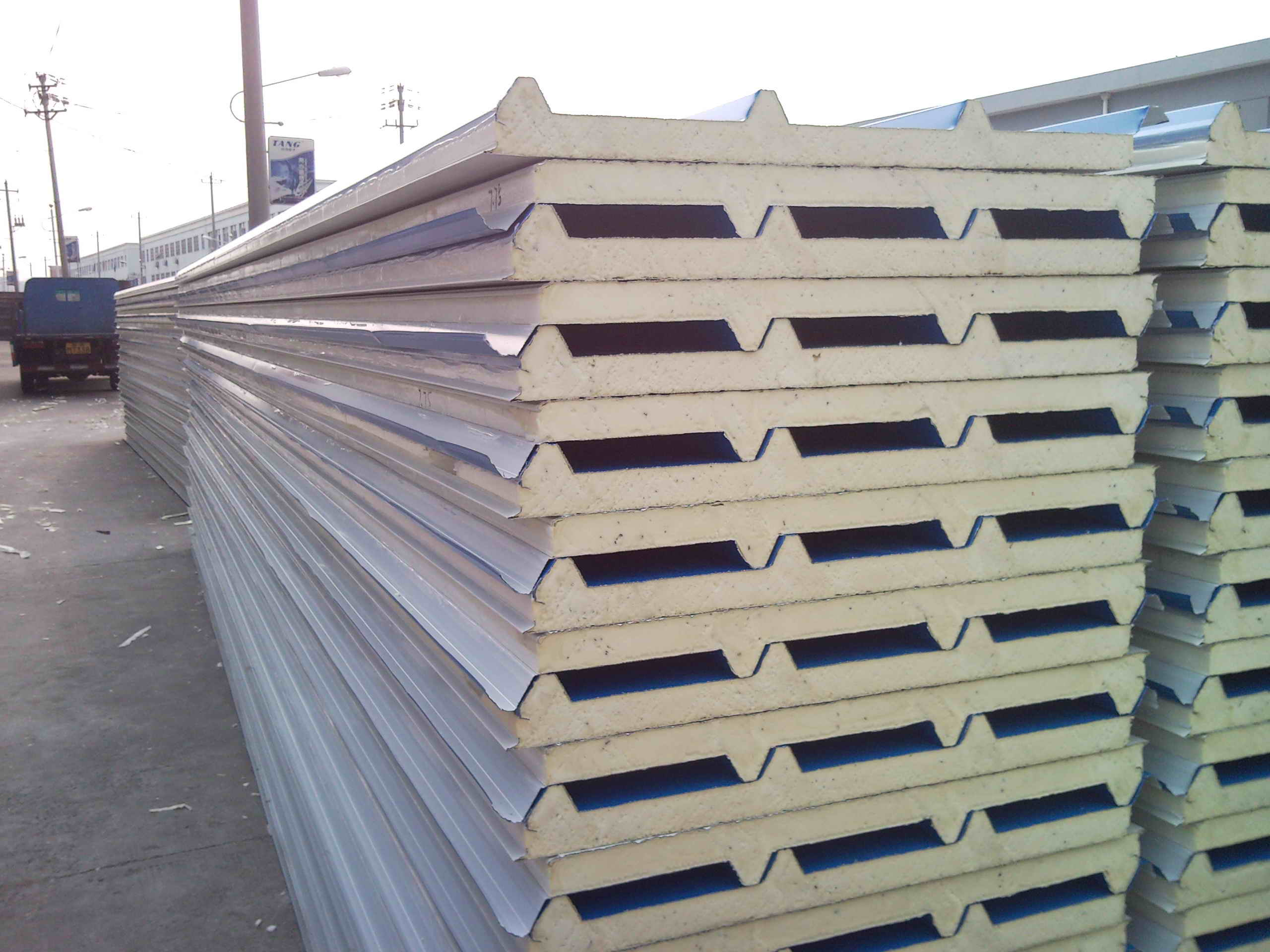 sandwich panels Manufacturing Company