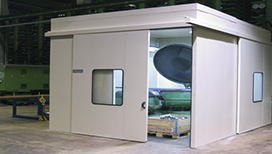 Acoustic-Enclosure Supplier in India