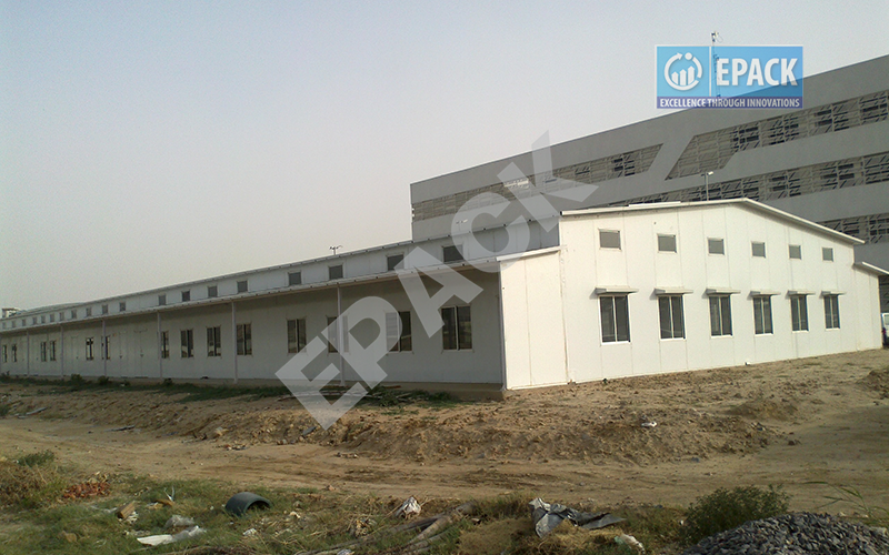 Industrial Shed Manufacturers