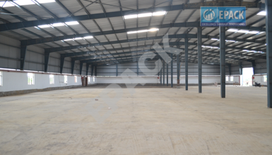Industrial Shed Company in India