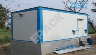 Railway Shelters Supplier