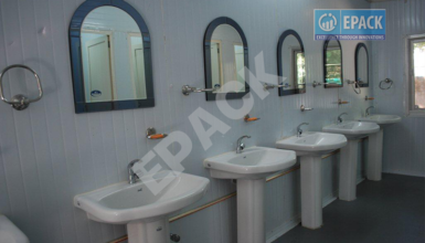 Top-Prefabricated-Toilet-supplier-India
