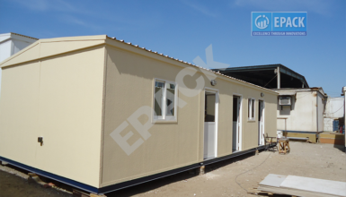 prefab office supplier India