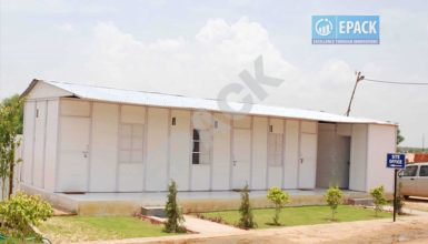 prefabricated office supplier
