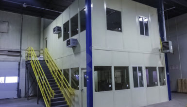 Acoustic-Enclosure company