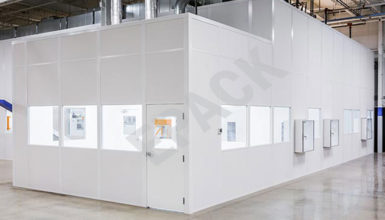 Acoustic-Enclosure-Manufacturer-company