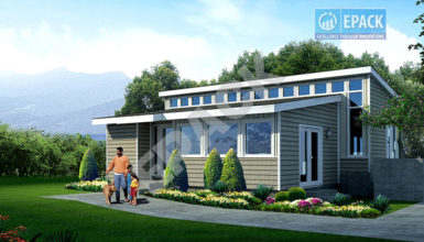 Prefab-Villa-Cottages-company