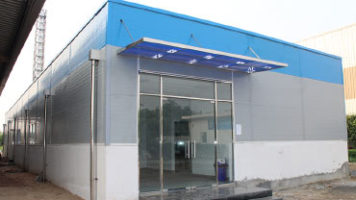 Prefabricated Structures Manufacturing Company in Delhi - EPACK