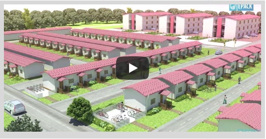 Prefabricated structure manufacturing company