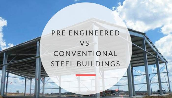 Pre Engineered vs conventional buildings